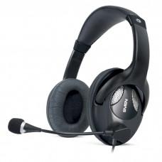 Навушники  з мікрофоном SVEN AP-670 MV BLACK