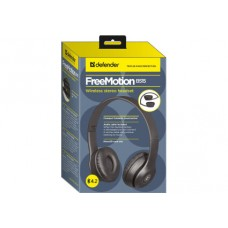 Наушники Defender FreeMotion B520 Bluetooth Grey
