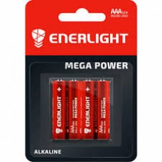 БАТАРЕЙКА ENERLIGHT ALKALINE MEGA POWER LR3