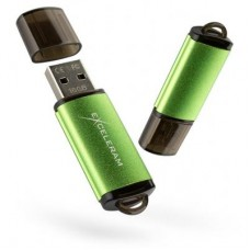USB флеш накопитель eXceleram 16GB A3 Series Green USB 2.0