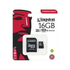 KINGSTON MICROSDHC 16GB UHS-I A1
