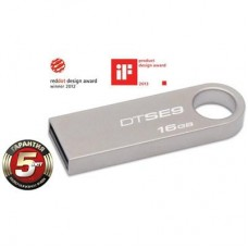 USB накопитель 16GB Kingston DataTraveler SE9