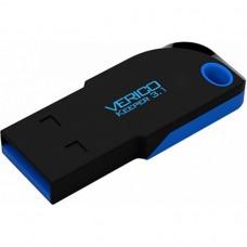VERICO USB 64GB KEEPER BLACK+BLUE USB 3.1