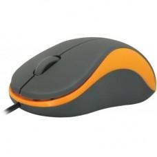 Мышка Defender Accura MS-970 Gray-Orange