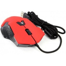 Мышка Frime Raptor Red