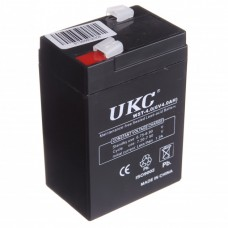 Аккумуляторная батарея RB 640 6V 4A UKC