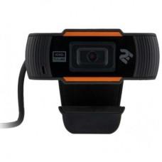 Веб-камера 2E FHD USB Black