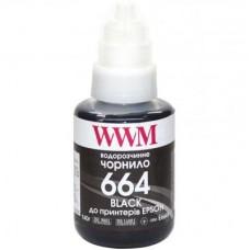 Чернила WWM Epson L110 / L210 / L300 140г Black