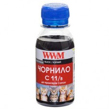 Чернила WWM Canon CLI-521B/CLI-426B 100г Black Water-soluble