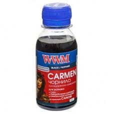 Чернила WWM CANON UNIVERSAL CARMEN 100g black