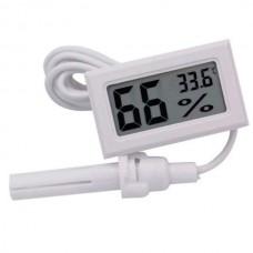 Цифровой термометр-гигрометр с выносным датчиком влажности