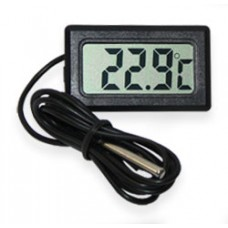 Термометр электронный TL-8009B [черный]