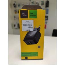 Зарядное устройство florence 2 USB 3A
