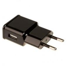 Зарядное устройство Grand-X CH-765B (5V/1A) Black
