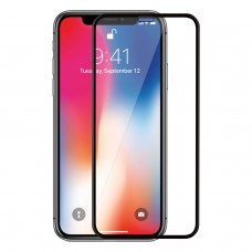 Защитное стекло Apple iPhone 11 Pro Max / XS Max black full cover