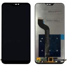 Дисплейный модуль LCD Xiaomi Redmi 6 Pro, Mi A2 lite black Original