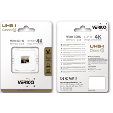 VERICO MICROSDHC 32GB UHS-I (CLASS 10) (CARD ONLY)